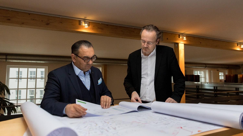 Senol, ein Projektentwickler für besondere Immobilien, finanziert durch die Triodos Bank Deutschland